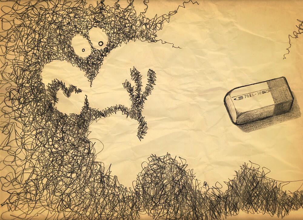 doodling by memb