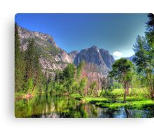 Reflection Pond Canvas Print
