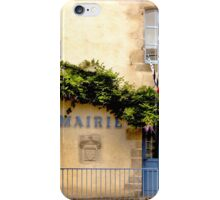 Mairie - City Hall iPhone Case/Skin