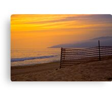 California! Canvas Print