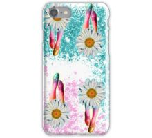 Dancin' Daisies iPhone Case/Skin