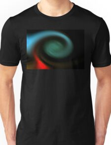 neonflash abstract art fabrics Unisex T-Shirt