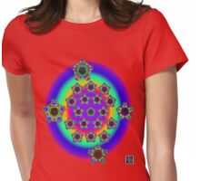 """""""Szekeres Snarks - BRIGHTS""""© Womens Fitted T-Shirt"""