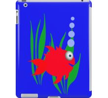 Goldfish iPad Case/Skin
