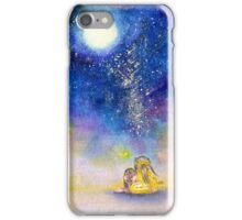 starry night iPhone Case/Skin