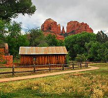 Red Rock State Park #2 by Barbara Manis
