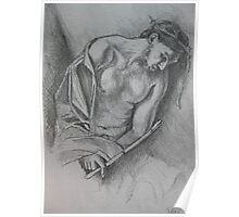 Caravaggio study Poster