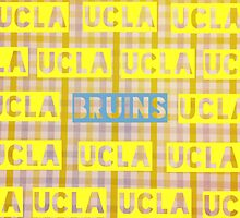 UCLA by chippedteacup