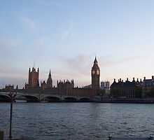 Westminster by threetails