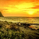 Fort Worden ~ Sunset ~ HDR Series by lanebrain photography