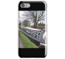 Barges iPhone Case/Skin