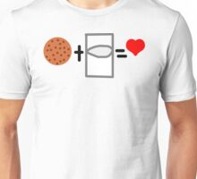 Cookies and Milk  Unisex T-Shirt