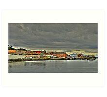 Port Townsend, Washington ~ HDR Series ~ Art Print