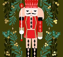 Nutcracker by Andrea Lauren  by Andrea Lauren