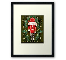 Nutcracker by Andrea Lauren  Framed Print