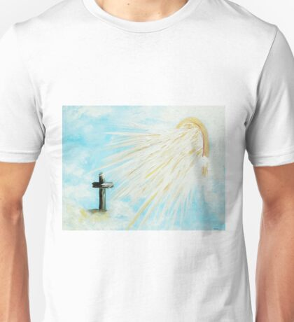 It's Impossible to Outgive God Unisex T-Shirt