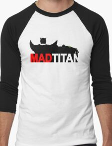 Mad Titan - Gem Color Variant  Men's Baseball ¾ T-Shirt