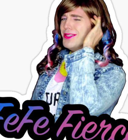 FeFe Fierce  Sticker