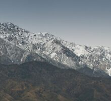 Mt. Baldy (color) by leblancd