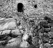 Raseborg Ruins by Ritva Ikonen