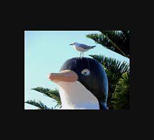 Startled Penguin, Penguin, Tasmania, Australia. Unisex T-Shirt