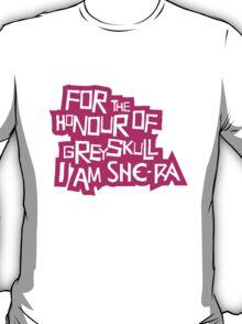 For the Honour of Greyskull T-Shirt