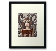 Captivating Framed Print