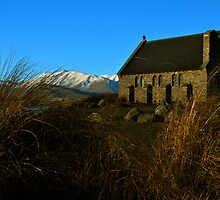 Church of the Good Shepherd by ijam357