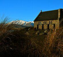 Church of the Good Shepherd by ijam357