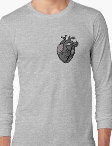 Full metal heart Long Sleeve T-Shirt