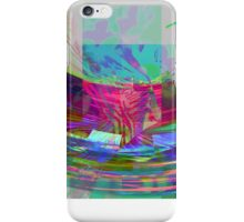 Abstract #19-Energy iPhone Case/Skin