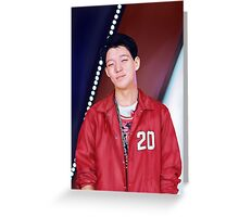 Bobby Greeting Card