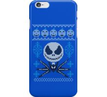 Jack-mas iPhone Case/Skin