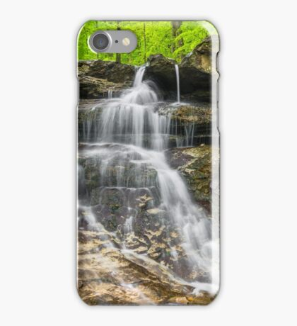 Small Indiana Waterfall iPhone Case/Skin