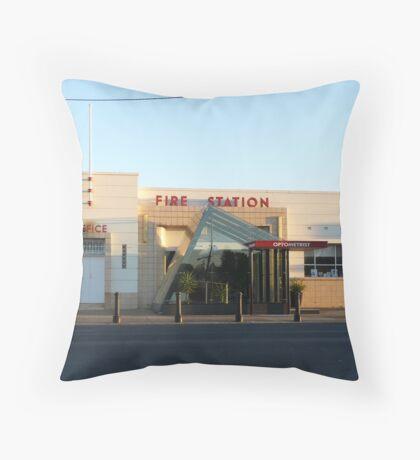 Fire Brigade Throw Pillow