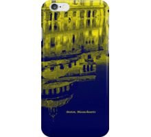 Yellow Reflection iPhone Case/Skin