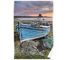 Lindisfarne, Holy Island Poster