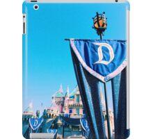 Sleeping Beauty's Castle #2 iPad Case/Skin