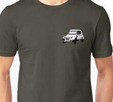 2 CV Unisex T-Shirt