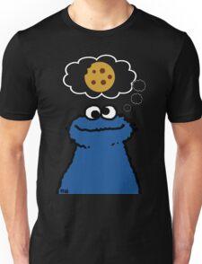 Cookies On My Mind Unisex T-Shirt