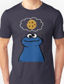 Cookies On My Mind Unisex T-Shirt