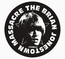 The Brian Jonestown Massacre Logo One Piece - Long Sleeve