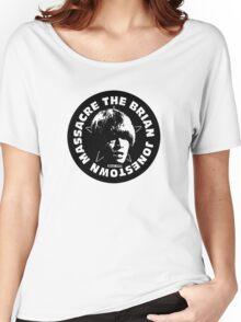 The Brian Jonestown Massacre Logo Women's Relaxed Fit T-Shirt