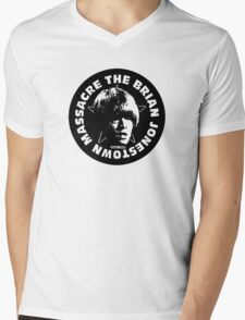The Brian Jonestown Massacre Logo Mens V-Neck T-Shirt