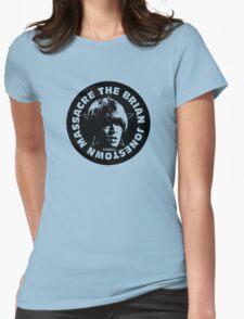 The Brian Jonestown Massacre Logo Womens Fitted T-Shirt