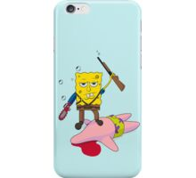 Ash_Bob Starfish Hunter iPhone Case/Skin