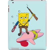 Ash_Bob Starfish Hunter iPad Case/Skin
