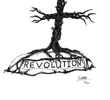 Revolution by Ecil Holbrook
