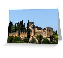 Christ Convent - The Castle Greeting Card