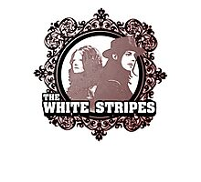 The White Stripes Photographic Print